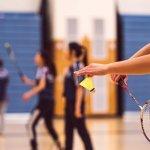 打羽毛球最常見的受傷位置