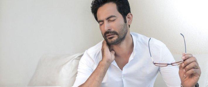 壓力引致頸痛